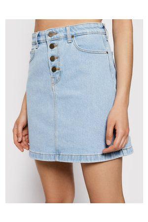 Lee Ženy Džínové sukně - Džínová sukně