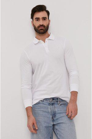 Trussardi Muži S dlouhým rukávem - Jeans - Tričko s dlouhým rukávem