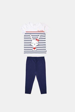 Dodo Dívčí pyžamo Buny modré