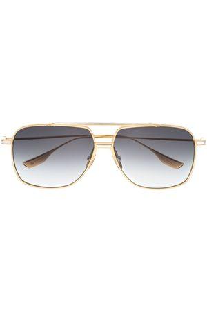 DITA EYEWEAR Sluneční brýle - Aviator-frame sunglasses