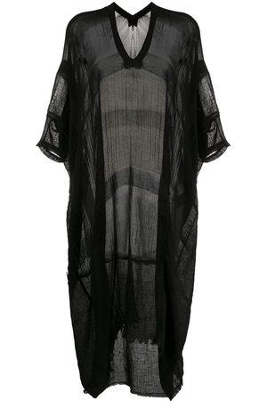 MASNADA Ženy Tunikové šaty - Sheer kaftan dress