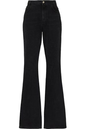 RAF SIMONS Ženy Bootcut - Mid-rise flared jeans