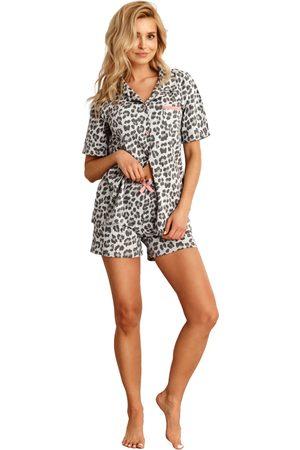 Taro Ženy Tepláky na spaní - Dámské pyžamo 2154 L