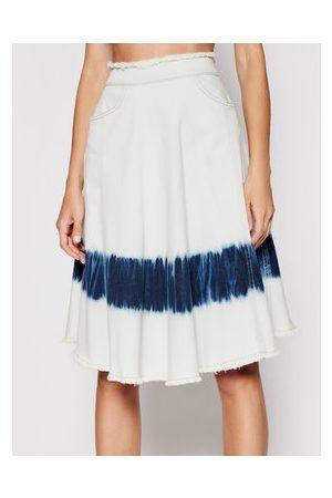 Twin-Set Ženy Džínové sukně - Džínová sukně
