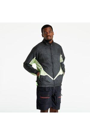 Jordan 23 Engineered Track Jacket Black/ Lt Liquid Lime/ Electric Green