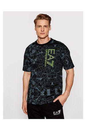 EA7 Emporio Armani Muži S límečkem - T-Shirt