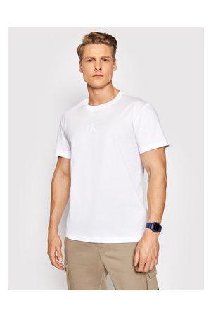 Calvin Klein Muži S límečkem - T-Shirt