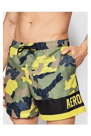 Aeronautica Militare Muži Šortky - Plavecké šortky