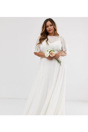 ASOS EDITION Ženy Na párty - Curve embellished bodice wedding dress-White