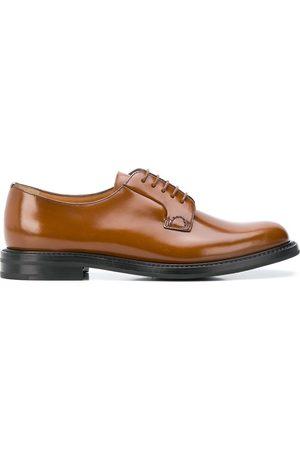 Church's Ženy Do práce - Leather lace-up shoes