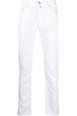Jacob Cohen Low-rise straight-leg jeans
