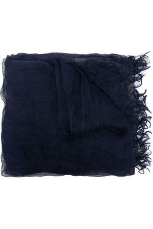 Issey Miyake Šály a šátky - 2000s silk scarf