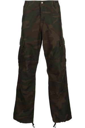 Carhartt WIP Camouflage-print cargo trousers