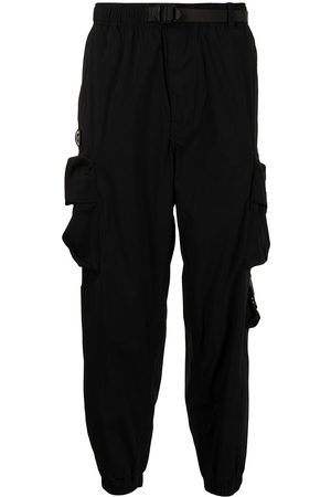 AAPE BY *A BATHING APE® Belted cargo trousers