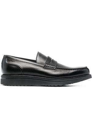 Bally Bardony chunky-sole loafers