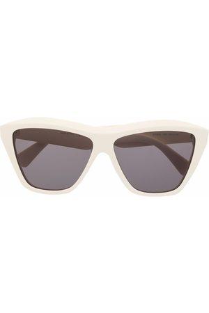 Bottega Veneta Muži Sluneční brýle - Square-frame sunglasses