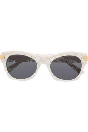 Bottega Veneta BV1103S geometric-frame sunglasses