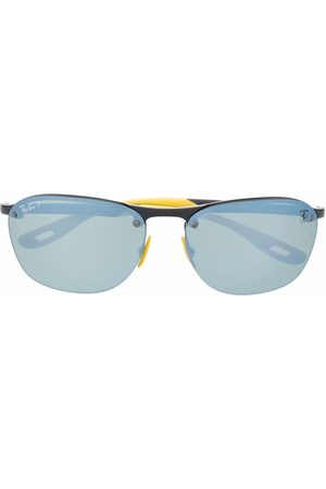 Ray-Ban Round-frame tinted sunglasses