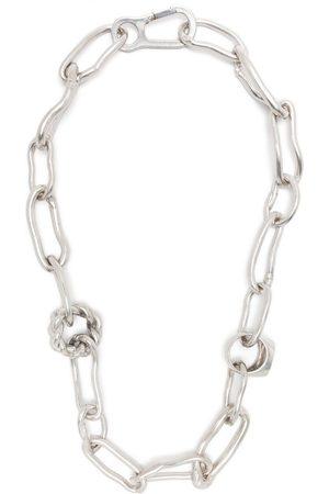 AMBUSH Ring pendant chain necklace
