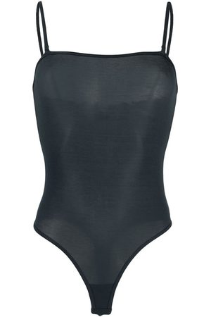 MAISON CLOSE Sleeveless modal bodysuit