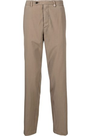 Myths Straight-leg tailored trousers