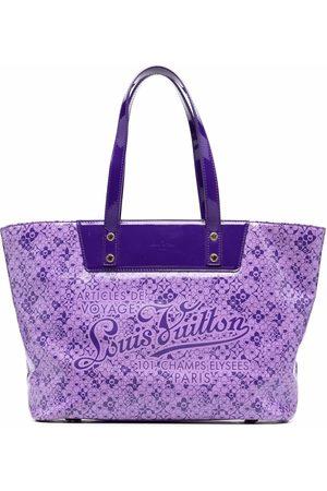 LOUIS VUITTON X Takashi Murakami pre-owned tote bag
