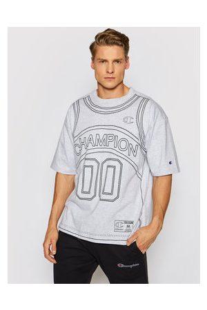 Champion Muži S límečkem - T-Shirt