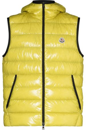Moncler Lappe quilted zipped gilet