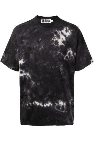 A Bathing Ape Tie-dye cotton T-shirt