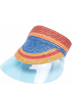 Missoni Colour-block straw hat