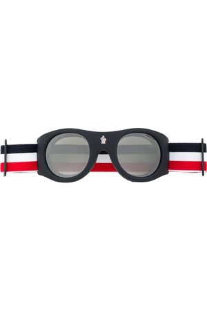 Moncler Round frame sunglasses