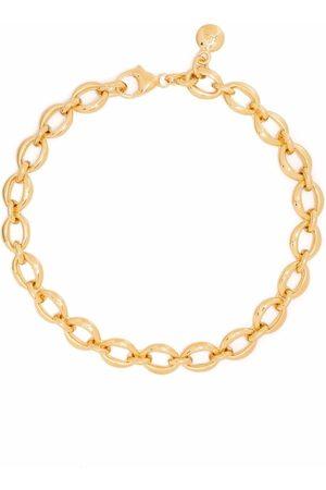 Dinny Hall Ženy Náramky - Handmade small heavyweight chain bracelet