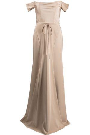 Marchesa Notte Ženy Letní - Rimini off-shoulder dress