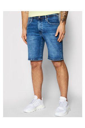 Pepe Jeans Džínové šortky