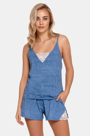 Doctor Nap Dámské bavlněné pyžamo Sarai