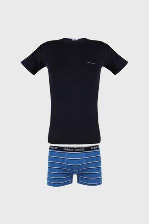 Enrico coveri Dětské soupravy - Chlapecký SET trička a boxerek Marvin
