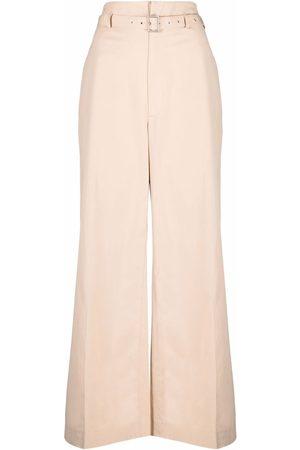 AMBUSH High-waist wide-leg trousers
