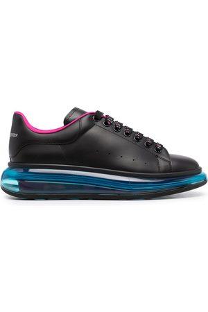 Alexander McQueen Oversized clear sole sneakers