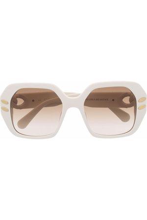 Stella McCartney Oversized-frame sunglasses