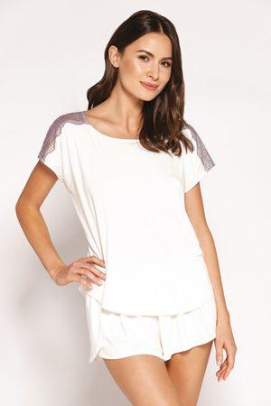 Babella Elegantní dámské pyžamo Fiona