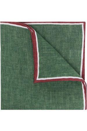 Lady Anne Muži Šály a šátky - Fox two-tone linen scarf