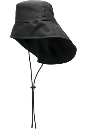 Burberry Elongated-brim bucket hat