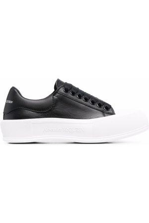Alexander McQueen Ženy Tenisky - Deck low-top sneakers