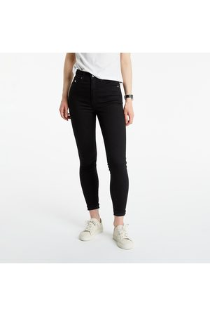 Calvin Klein High Rise Super Skinny Ankle