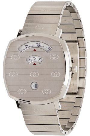 Gucci Muži Hodinky - Grip 35mm watch