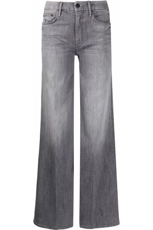 Mother The Roller wide-leg jeans