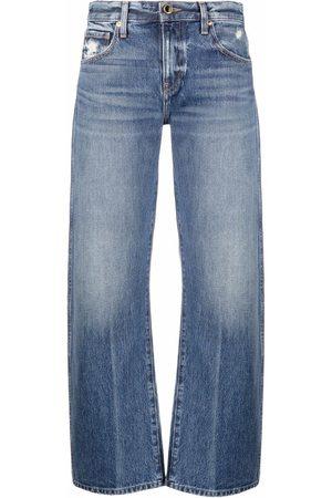 Khaite Ženy Rovné nohavice - Kerrie straight-leg jeans