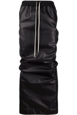 Rick Owens Pull-on pillar skirt