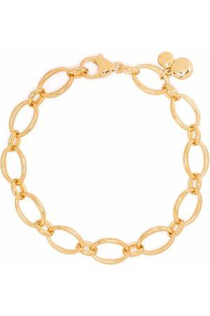 Dinny Hall Ženy Náramky - Handmade medium oval link chain bracelet