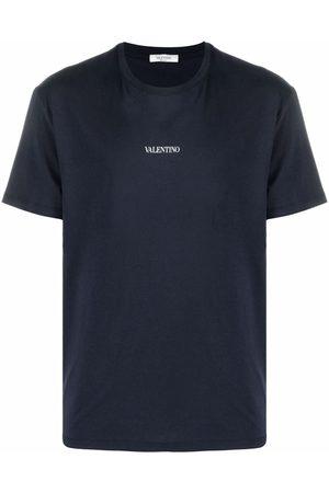 VALENTINO Muži S krátkým rukávem - Logo-print T-shirt